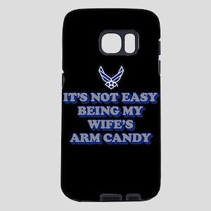 USAF Wife's Arm Candy Samsung Galaxy S7 Case