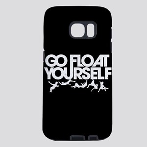 The 100 Go Float Yourself Samsung Galaxy S7 Case