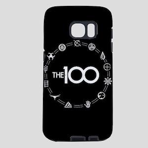 The 100 The Clan Symbols Samsung Galaxy S7 Case