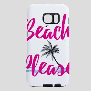 Beach Please Samsung Galaxy S7 Case
