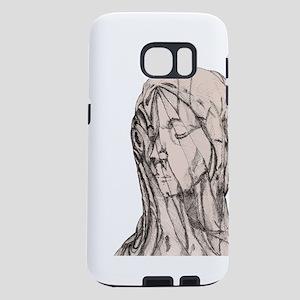 Veiled Madonna Samsung Galaxy S7 Case