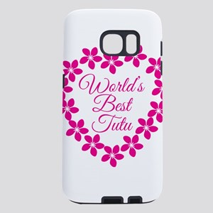 World's Best Tutu Samsung Galaxy S7 Case