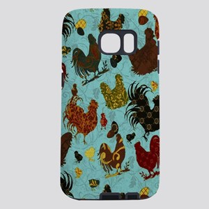 Fun Chickens Samsung Galaxy S7 Case