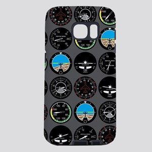 Flight Instruments Samsung Galaxy S7 Case