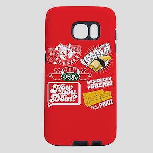 Friends Collage FB Samsung Galaxy S7 Case