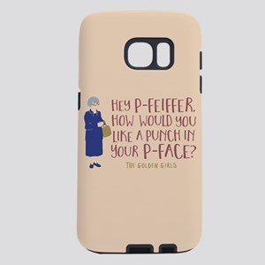 Golden Girls Pfeiffer Samsung Galaxy S7 Case