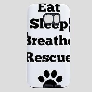 Eat Sleep Breathe Rescue Samsung Galaxy S7 Case