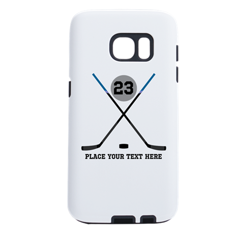 Ice Hockey Personalized Samsung Galaxy S7 Case