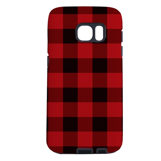 Lumberjack Cottage Buffalo Plaid