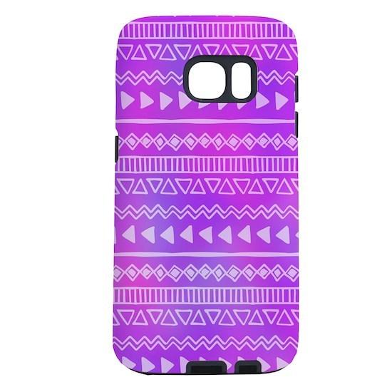 online retailer 829b4 be59f Aztec Purple Samsung Galaxy S7 Case