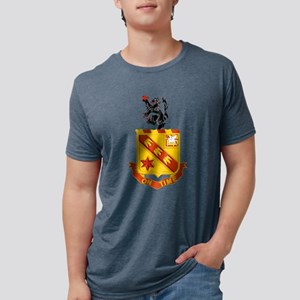 11th Field Artillery Mens Tri-blend T-Shirt