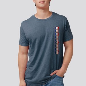 Netherlands Mens Tri-blend T-Shirt