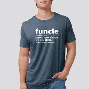 cd6fc789 Funcle - Another term of uncle T-shirt T-Shirt