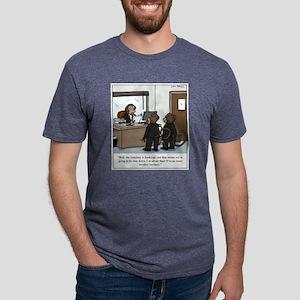 bfd1b4f82 No more monkey business cartoon T-Shirt