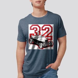 '32 Roadster in Red T-Shirt