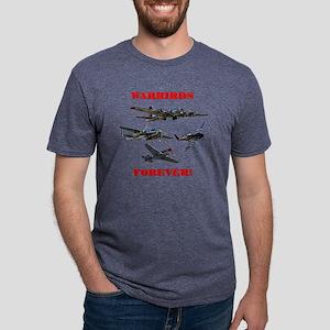 warbirds1_apparel Mens Tri-blend T-Shirt