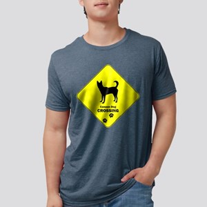 crossing-139 Mens Tri-blend T-Shirt