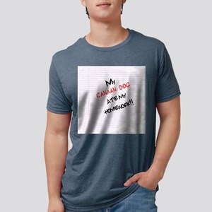 canaandoghome Mens Tri-blend T-Shirt