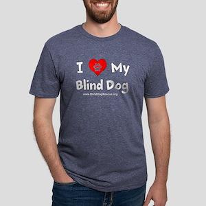 ILOVEMYBLINDDOGW.PNG T-Shirt