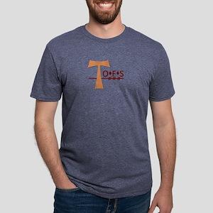OFS Secular Franciscan Order T-Shirt