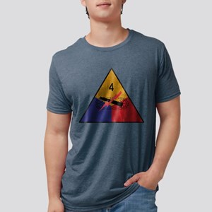 4th Armored Division Vintage T-Shirt