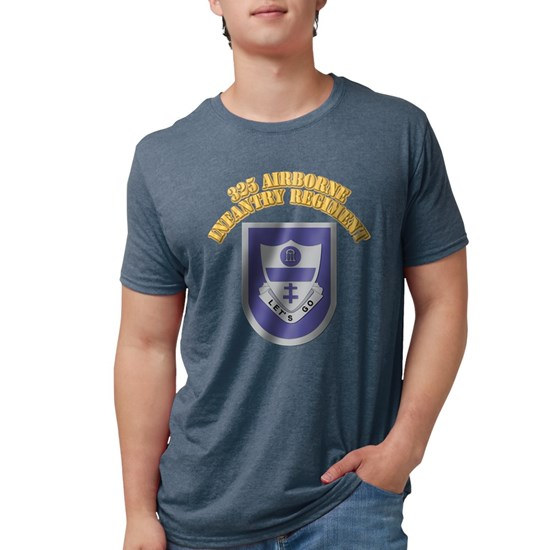 DUI - 325 Airborne Infantry Regiment with Text