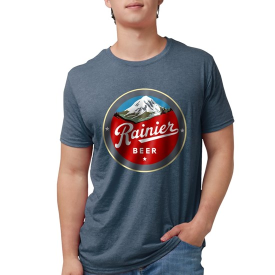 Historic Rainier Beer logo