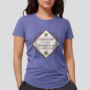 Family Christmas Personal Womens Tri-blend T-Shirt