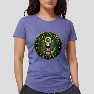 U.S. Army Symbol Womens Tri-blend T-Shirt