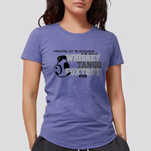 3-traffic1 Womens Tri-blend T-Shirt