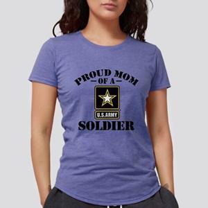 proudarmymom33 Womens Tri-blend T-Shirt