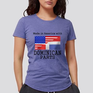 Made In America With Dominican Parts T-Shirt