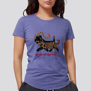 Jingle Cairn Terrier T-Shirt