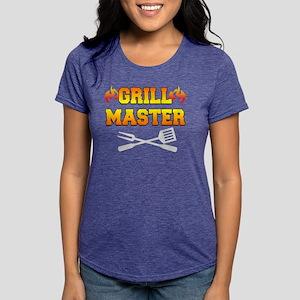 416193260 Funny Grilling Women's Tri-blend T-Shirts - CafePress