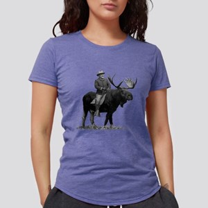 Teddy Roosevelt On Bullmoose T-Shirt