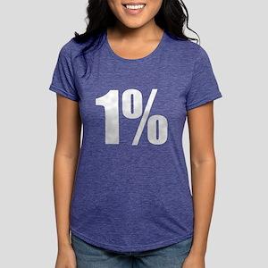 I am the one percent Women's Dark T-Shirt