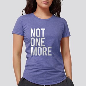 Not One More Gun Safety T-Shirt