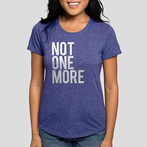 Not One More Gun Safety T-Shirt