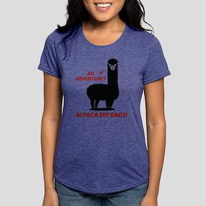 Alpaca My Bags White T-Shirt