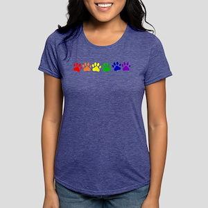 Rainbow Paws Ash Grey T-Shirt