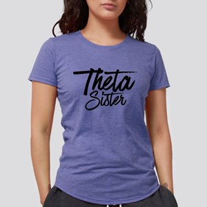 Kappa Alpha Theta Sister Womens Tri-blend T-Shirt