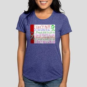 Cant Talk..plenty to say.. Kids T-Shirt