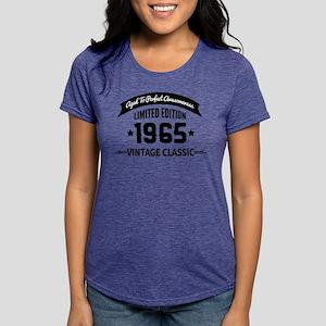 Birthday Born 1965 Aged To Perfectio T-Shirt