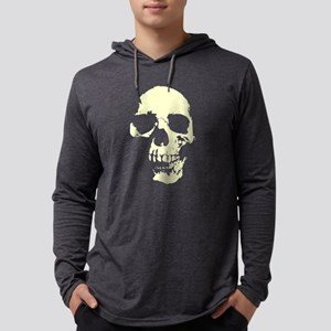 Vintage Skull #1 Long Sleeve T-Shirt
