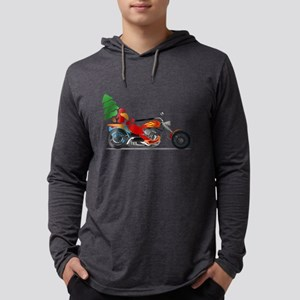 Have a Harley Christmas Long Sleeve T-Shirt