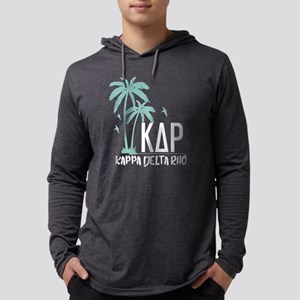 KDR Palm Tree Mens Hooded T-Shirts