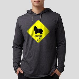 crossing-116 Mens Hooded Shirt