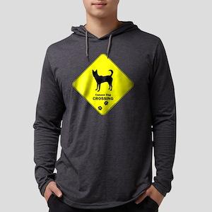 crossing-139 Mens Hooded Shirt