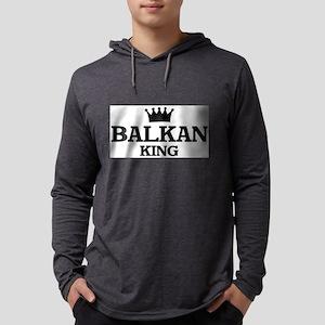 balkan King Long Sleeve T-Shirt