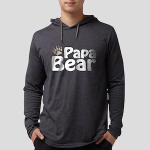 Papa Bear Claw Long Sleeve T-Shirt